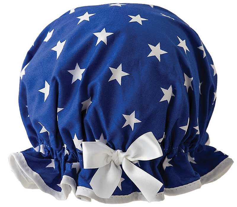 Royal Star Shower Cap