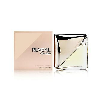 Calvin Klein dezvăluie EAU de parfum pentru ei