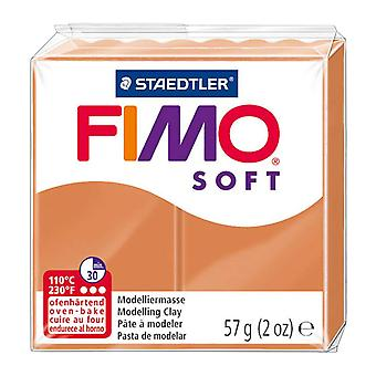 Fimo Soft Modelling Clay, Cognac, 57 g
