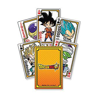 Playing Cards - Dragon Ball Super - Resurrection F Sd Group New Licensed ge51656