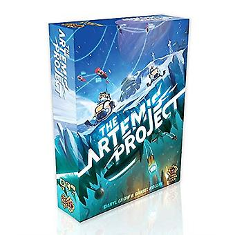 The Artemis Project Boxed Board Game