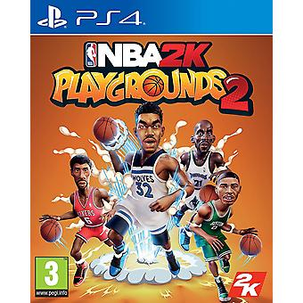 NBA 2K Playgrounds 2 PS4-Game (NMC Engels/Arabisch vak)