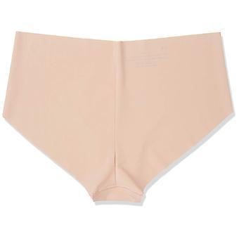 Under Armour kvinner ' s Pure stretch hipster 3-pakning, Nude (295)/Nude, størrelse liten