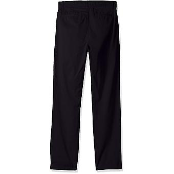 The Children's Place Big Boys' Chino Pant, Black, 10