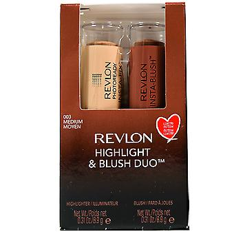Revlon Highlight & Blush Duo