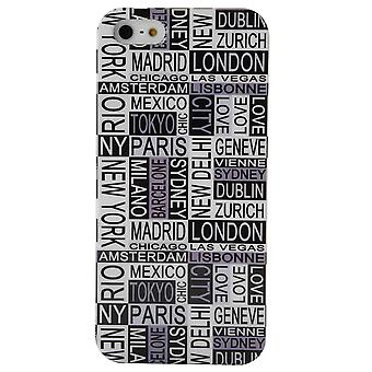Coque Iphone Se / 5 / 5s  modèle Love My City