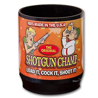 Dispensador de cerveza sin derrame de shotgun Champ