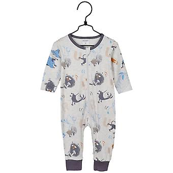 Mumin Fart pyjamas grå Martinex