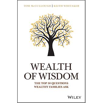 Wealth of Wisdom by Tom McCullough