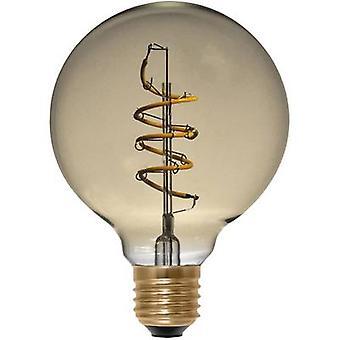 Segula LED (monochrome) EEC B (A++ - E) E27 Globe 4 W = 15 W Gold (Ø x L) 95 mm x 130 mm dimmable, Filament 1 pc(s)