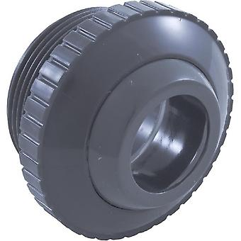 "Pentair 540030 1"" Orifice Inlet Fitting - Dark Gray"