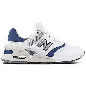 Nieuwe Balance Lifestyle MS997HGD heren schoenen wit sneaker sportschoenen