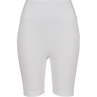 Urban Classics Women's Shorts High Waist Cycle Double Pack