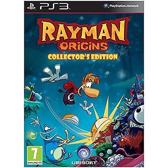 Rayman származású Gyűjtők Edition PS3 játék