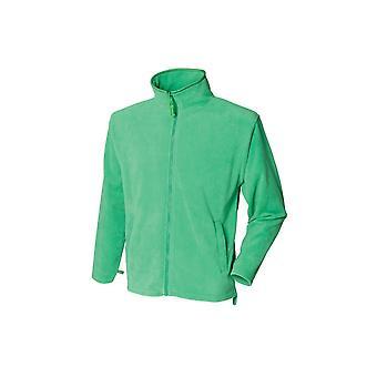 Henbury microfleece jacket hb850