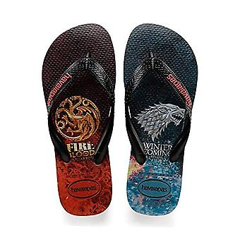 Havaianas Womens Game of thrones Open Toe Casual