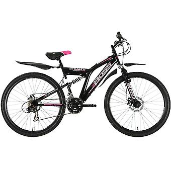 Boss Stealth 26 Inch Full Suspension Mountain Bike Female Teenager to Adult- MV