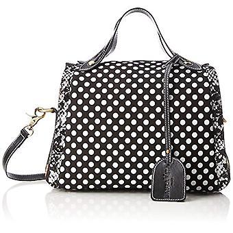 Laura Vita Dourges - Donna Schwarz shoulder bags (Noir) 16x20x30 cm (B x H T)