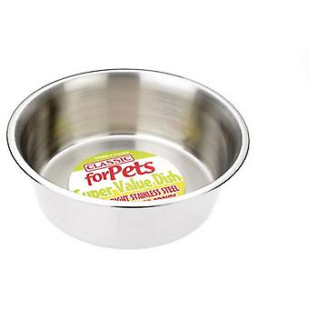Classic For Pets SVS Steel Dish 4700Ml