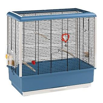 Ferplast Cage Piano Negra 4 (Birds , Cages and aviaries , Cages)
