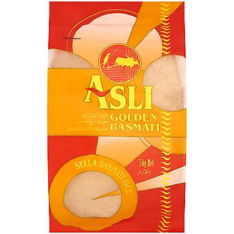Asli Golden Sella Basmati Rice