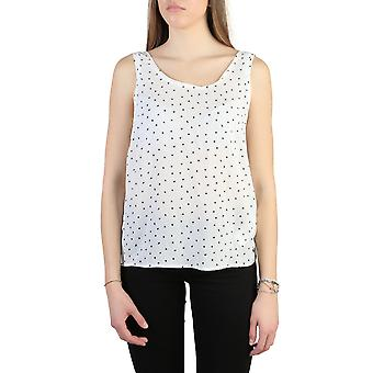 Armani Jeans Original Women Spring/Summer Top White Color - 58395
