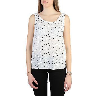 Armani Jeans Orijinal Kadın İlkbahar / Yaz Top Beyaz Renk - 58395