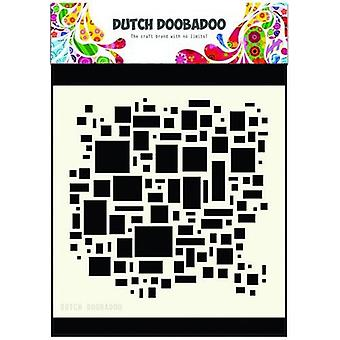 Dutch Doobadoo Dutch Mask Art 15x15cm Blocks 470.715.609