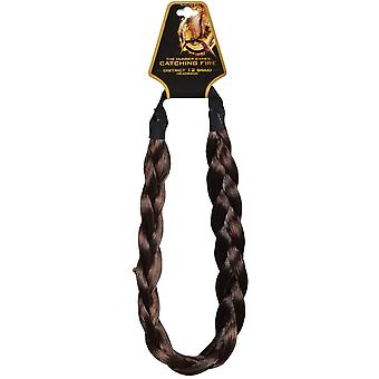 Hunger Games Catching Fire District 12 Braid Headband