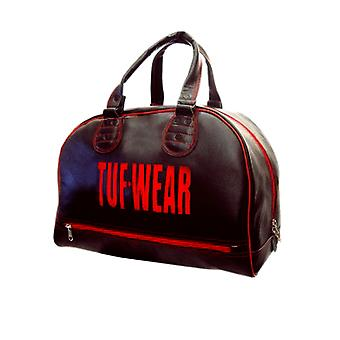 Tuf Wear Hide Leather Holdall