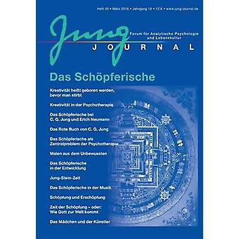 Jung Journal 35 Das Schpferische by Mller & Anette