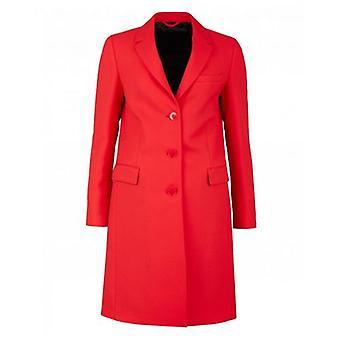 Calvin Klein Womenswear Uniform Crombie Coat