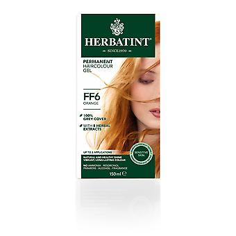 FF6 Herbatint Flash Fashion Orange (150 ml)