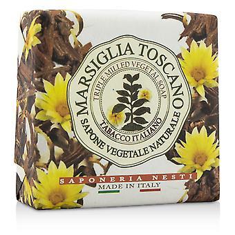 Marsiglia toscano triple milled vegetal soap   tabacco italiano 200g/7oz