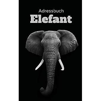 Adressbuch Elefant by Us & Journals R