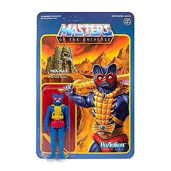 Super7 Mer-Man Masters of the Universe ReAction Action Figure
