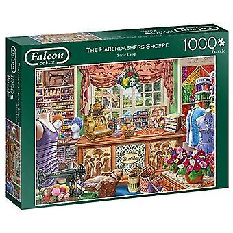 Falcon De Luxe 1000 Pieza Rompecabezas - The Haberdasher's Shoppe
