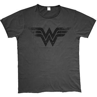 Wonder Woman Vintage Logo Unisex T-Shirt