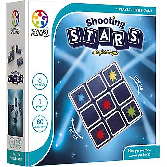 SmartGames Shooting Stars One Player Puzzle Game With 80 Multi Level Challanges