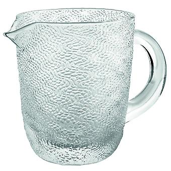 Ivv Tricot Pitcher With Handle H.15.5 Clear Lt.1,1