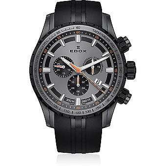 Edox - ساعة اليد - الرجال - جراند أوشن - كرونوغراف - 10226 37GNCA جينور