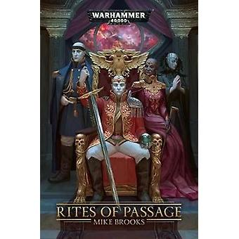 Rites of Passage by Mike Brooks - 9781789990591 Book