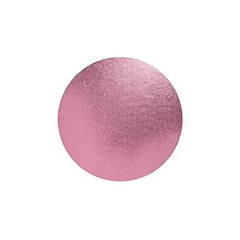 Culpitt Round Light Pink Cake Board - 16
