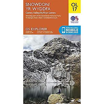 Snowdon - 9780319263532 Bok
