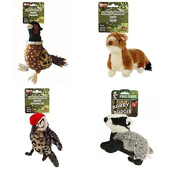 Animal Instincts Forest Friends Chien Jouet en peluche