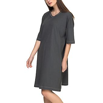 Friday's Project Women's -Blue Oversized Dress