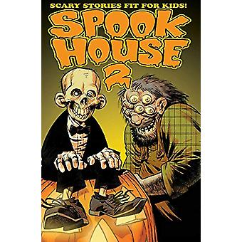 Spookhouse 2 by Eric Powell - 9780998379272 Book