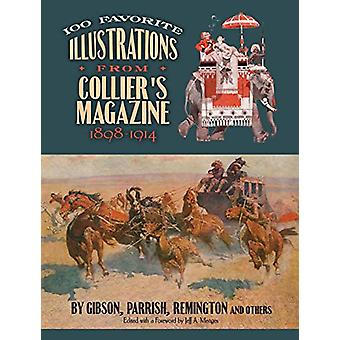 100 Favorite Illustrations from Collier's Magazine - 1898-1914 by Pet