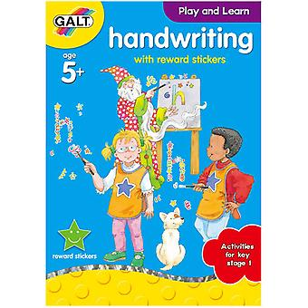 Galt Play and Learn Handwriting Book