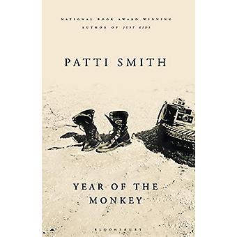 Year of the Monkey - The New York Times bestseller by Patti Smith - 97